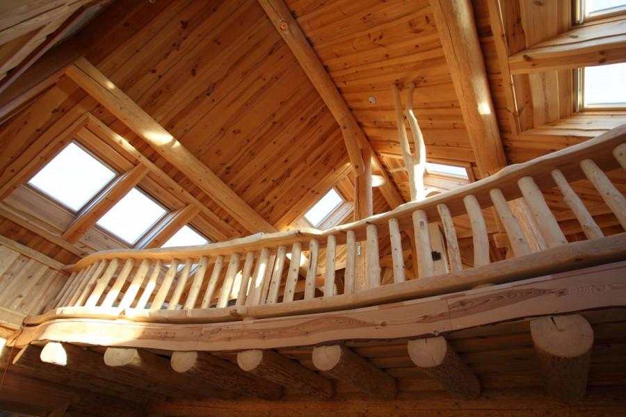 Dřevěná stavba roku 2013